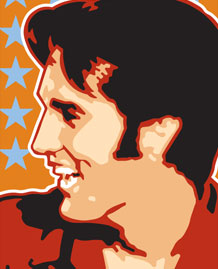 Elvis Character Product Thumb
