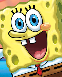 SpongeBob Character Product Thumb