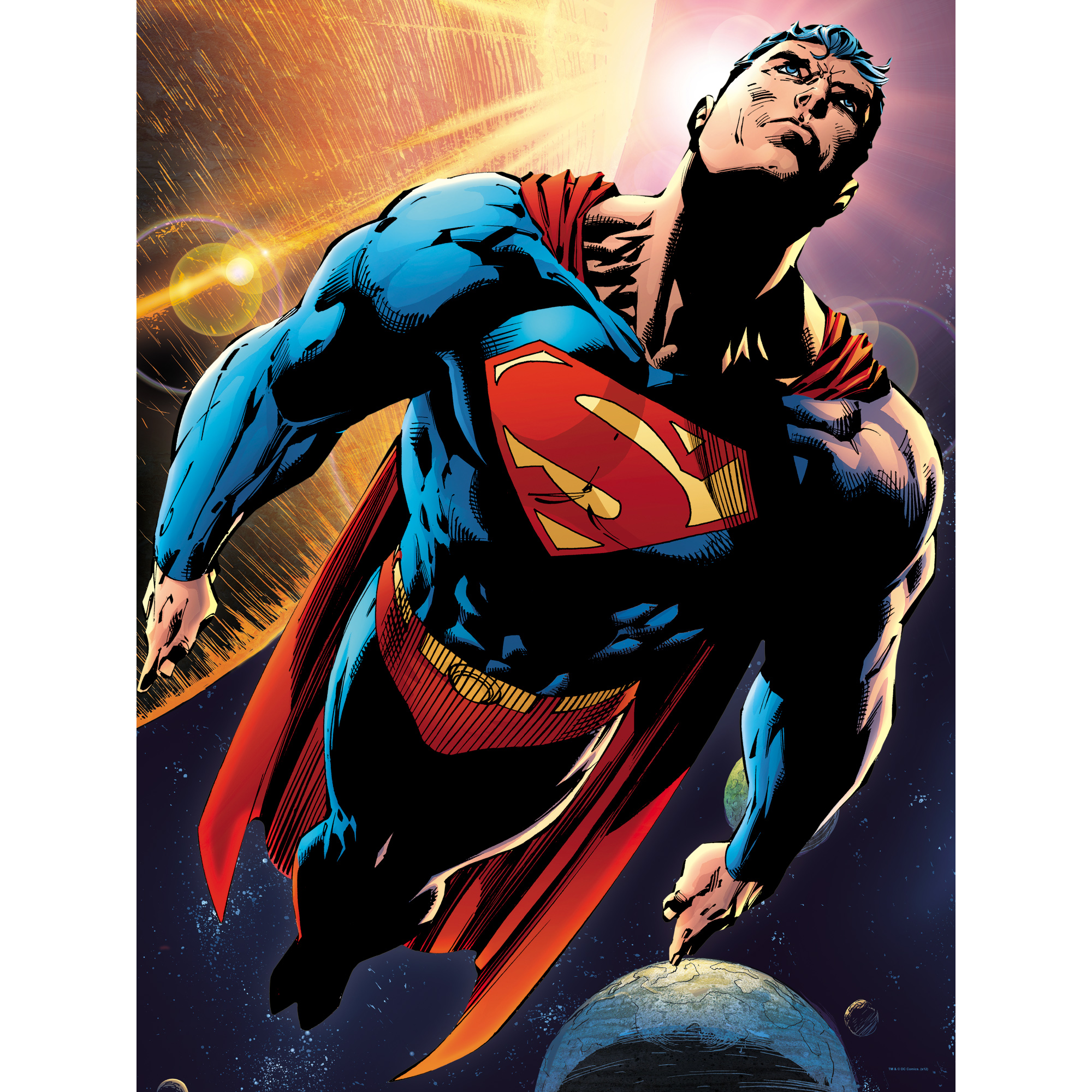 Art Of Comics And Manga: Lol DC Is Killing The Current Superman To Replace Him With