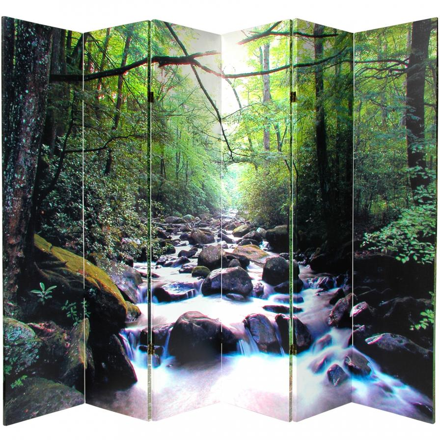 6 ft. Tall Path of Life Room Divider